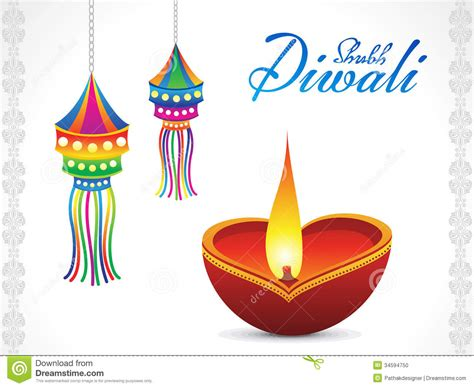 Picture Of Diwali Lamp by Abstract Diwali Background Stock Photo Image 34594750