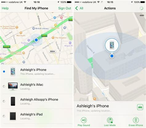 last location of iphone how to find a lost or stolen iphone or even if the
