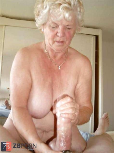extremely old granny slut