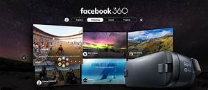 Virtual Reality App : facebook debuts its first dedicated virtual reality app facebook 360 techcrunch ~ Orissabook.com Haus und Dekorationen