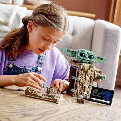 New LEGO Star Wars The Child Available for Pre-Order on ...