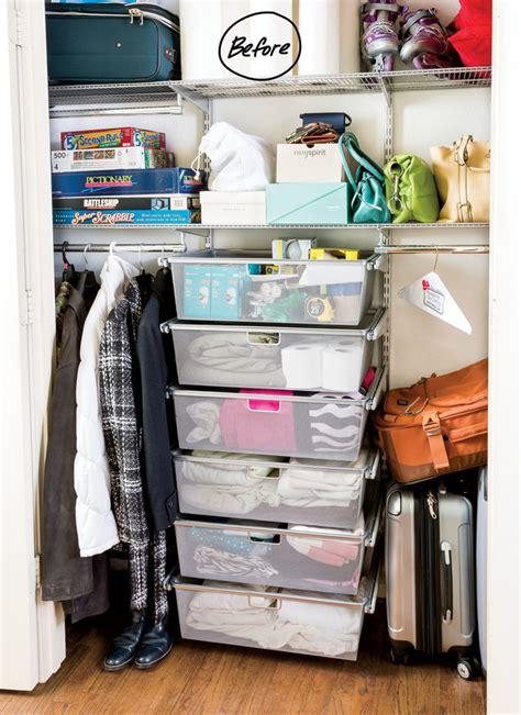 Closet Drawer Organization Ideas by Closet Organization Ideas A Catch All Closet Finds Its