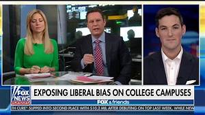 Cabot Phillips joins Fox News to discuss Campus Reform's ...
