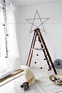 Weihnachtsbaum Gestell Metall : diy leiter weihnachtsbaum ~ Sanjose-hotels-ca.com Haus und Dekorationen