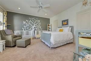 Baby Und Kleinkind In Einem Zimmer : schlafzimmer und babyzimmer in einem ~ Bigdaddyawards.com Haus und Dekorationen