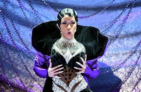 Cardi B 'to make feature film debut' in upcoming film ...
