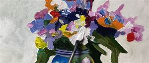 10 tips for painting expressionist flowers top tips