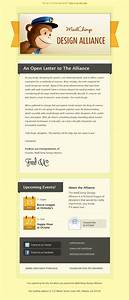 mailchimp newsletter mail chimp pinterest With mail chimp newsletter templates