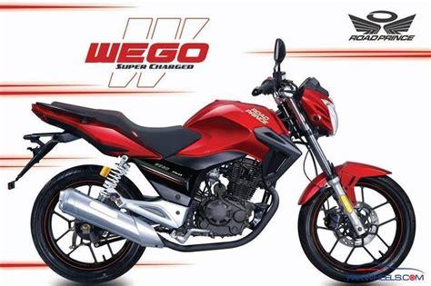 Road Prince Wego 150cc