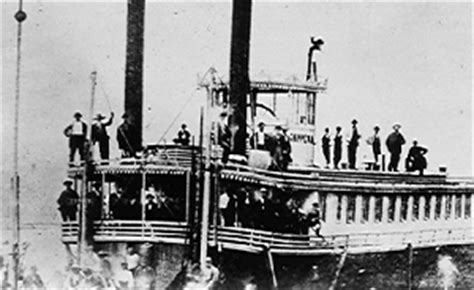 Steamboat Significance by Steamboating On The Missouri River