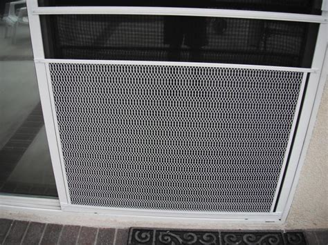 screen door grill the mobile screen shop gallery screen doors