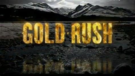 gold rush season