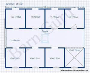 6 stall horse barn plans With 6 stall horse barn plans