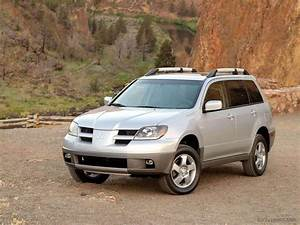 2006 Mitsubishi Outlander Suv Specifications  Pictures  Prices