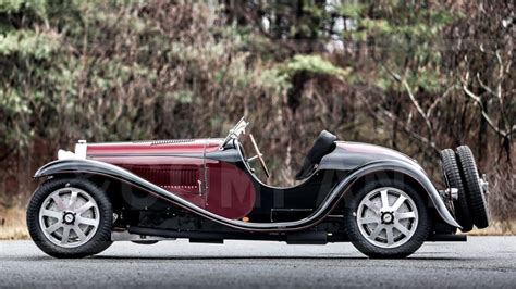The bugatti type 55 is a sports car produced by bugatti from 1932 to 1935. The first 1931 Bugatti Type 55 sports car ever built hits the auction block   Autoblog