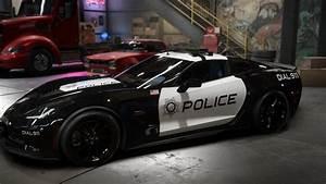 Cop Corvette By Ar4i