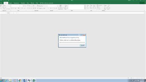 Microsoft Office 2016 Not Responding  Microsoft Community