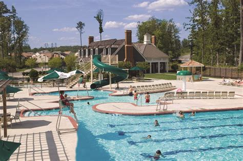 charter colony pool clubhouse   master planned