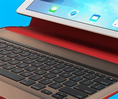 Keyboard Ipad Logitech Create Pro Case Smart
