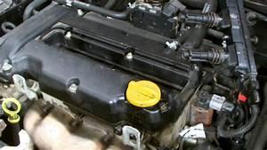 Zafira Starter Motor Wiring