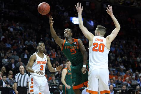 Miami poses difficult first ACC tourney test for UNC – The ...