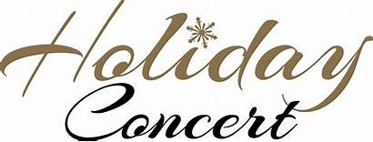 Concert Holiday Non Clip Denominational Middle Wso
