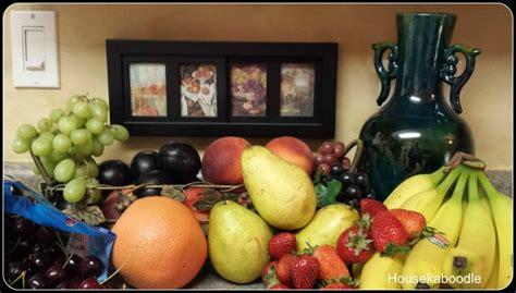 fruit kitchen housekaboodle com tuscan style decor