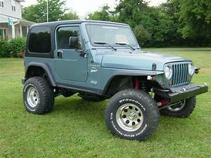 1998 Jeep Wrangler Tj Workshop Repair Service Manual Best Doad