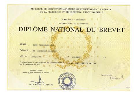 diplome en cuisine remise diplôme national du brevet 29 sept