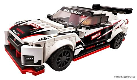 lego group brings iconic nissan gt  nismo  life