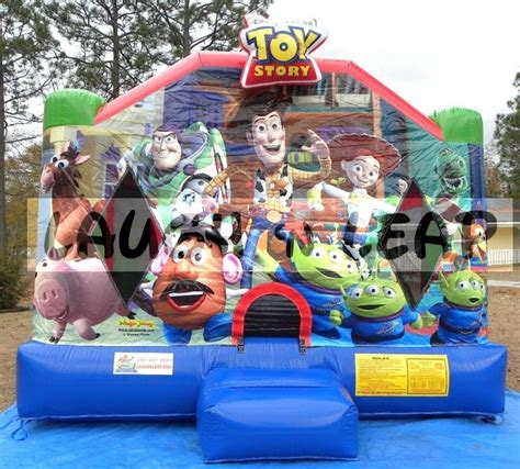 Toy Story Bounce House From Laugh N Leap Amusements In