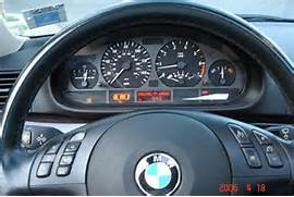 Bmw Series Dashboard Lights Meanings Warning Light Speedo Or - Bmw dashboard signs meaning