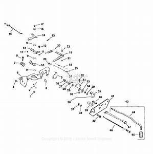 Exmark Lz25kc604 S  N 190 000-219 999  1999  Parts Diagram For Engine Controls