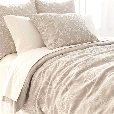 manor house duvet cover pine cone hill