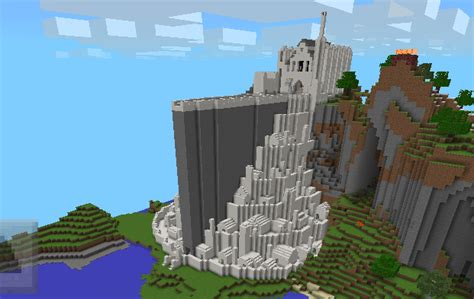 where can i find blueprints for my minas tirith in minecraft updated by darthmaul1999 on