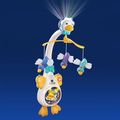 crib mobile with lights vtech baby soothing lights musical mobile