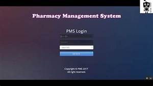 Pharmacy Management System Using Core Php  U0026 Mysql Project