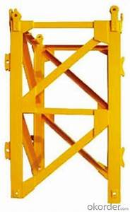 Buy L46C Mast Section for Tower Crane Price,Size,Weight