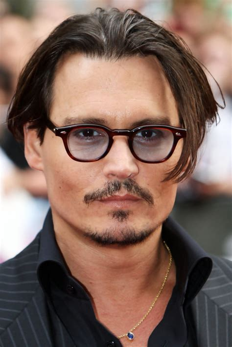 johnny depp hair styles more pics of johnny depp cut 17 of 32 1850