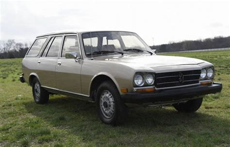 Peugeot 504 For Sale Usa by Would You Buy This 1982 Peugeot 504 Station Wagon For