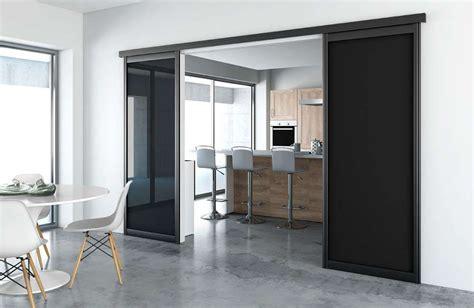 porte de cuisine coulissante sogal vous aide à aménager votre intérieur