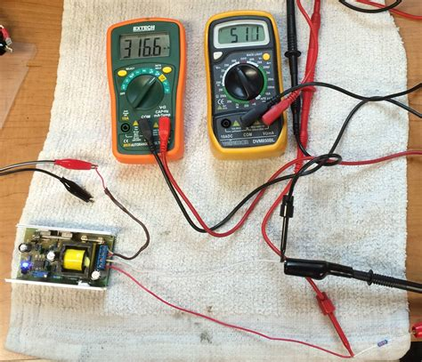Converter Why Isn Ohm Law Working For This