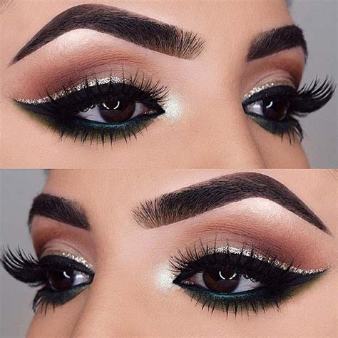 Wonderful Eye Makeup Looks For Day Evening Prom
