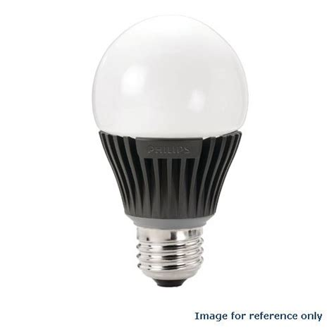 7 watt philips endura led a19 dimmable 2700k light bulb
