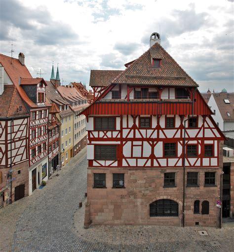 Albrecht Dürer Haus Nürnberg by Pressebox