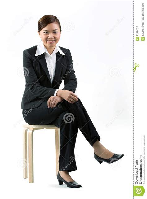 asian business woman stock photo image  cute beautiful