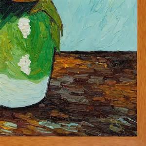 Vincent Van Gogh Sunflower Painting Original