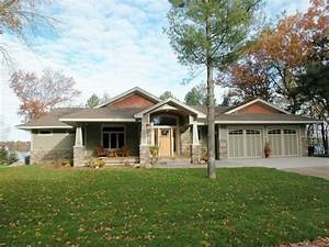 From Rambler to Prairie Classic | Curb Appeal | Pinterest ...