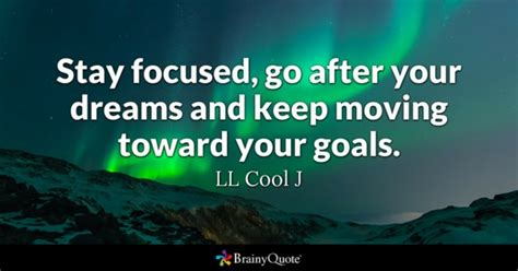 goals quotes brainyquote