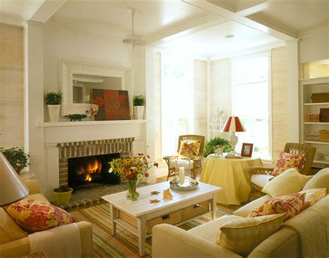 Southern Living Living Room Ideas :  Southern Living Cottage Of The Year
